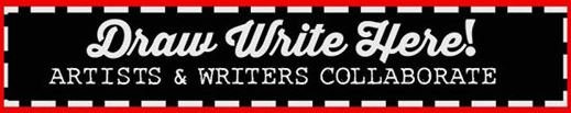 Draw Write Here for artists and writers in Milwaukee, Wisconsin 10/22/14